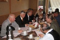 Zebranie Zarządu Rejonowego WOPR - 07.12.2008