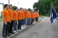 Zakończenie kursu na Młodszego Ratownika WOPR - 10.06
