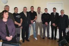 Zebranie Zarządu Rejonowego WOPR - 12.2009