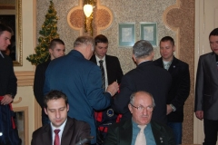 Zebranie Zarządu Rejonowego WOPR - 11.12.2010