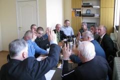 Zebranie Zarządu Rejonowego WOPR w Bydgoszczy - 12.03.2011